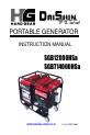 SGB12000HSa PDF Manual - 1 Page