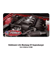 Edelbrock E-Force 1580 Installation instructions manual