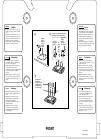 Sony ICF-CDK50 Install manual