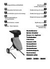 ATIKA TOPLINE 2000 - Operating manual