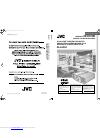 JVC DLA-RS1 Instructions manual